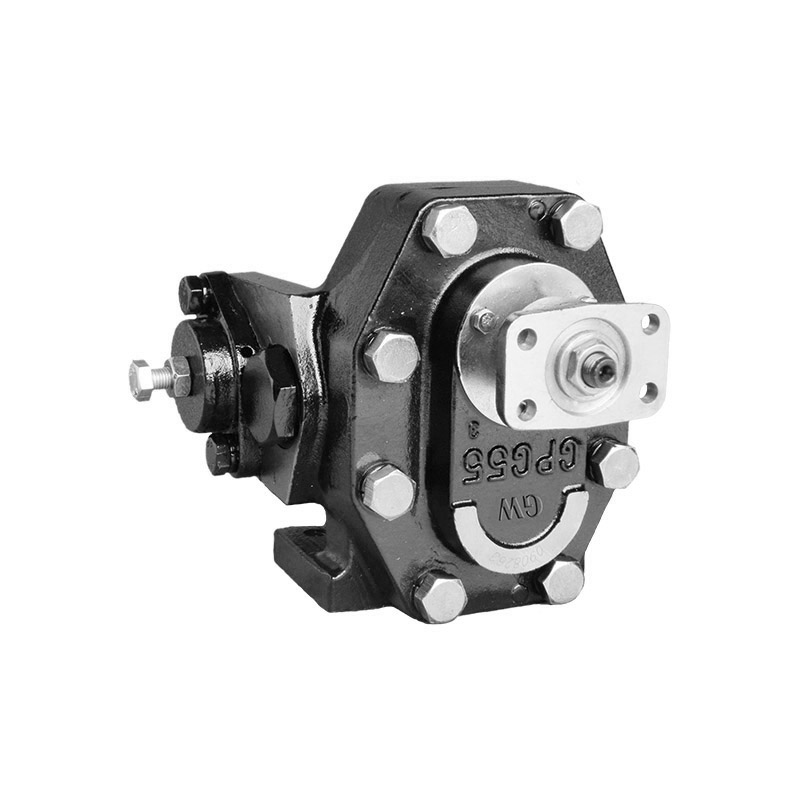GPG55 dump truck lifting gear pumps