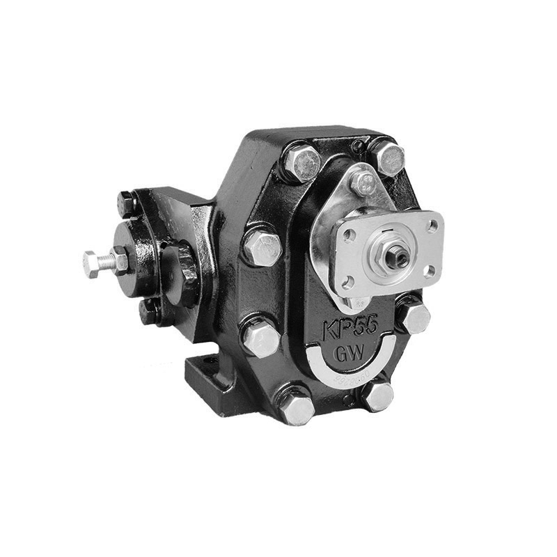 KP55 dump truck lifting gear pump