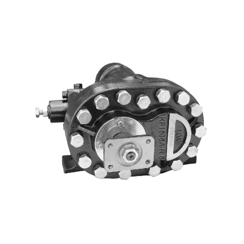 How to deal with sudden power failure of magnetic gear pump in operation?