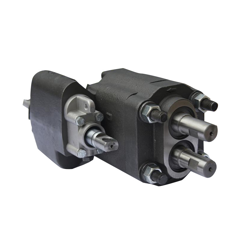 C101/102 dump truck gear pumps
