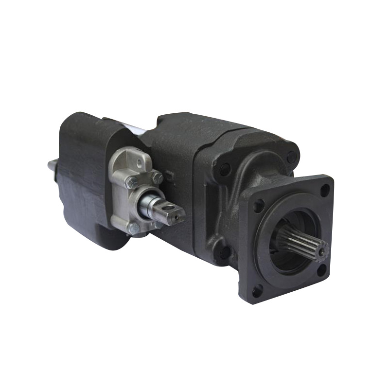 C101/102 - 02 dump truck gear pumps
