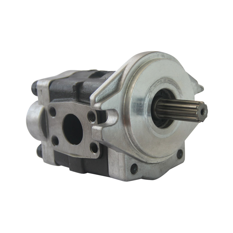 DSG05 series gear oil pumps with lower noise