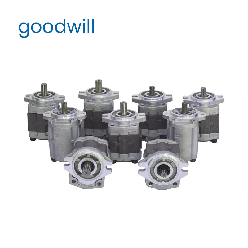 SGP Series Hydraulic Gear Pump Gear Oil Pump