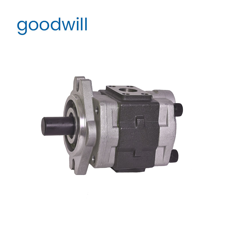 Hydraulic forklift gear pump SGP1 Shimadzu pump for crane