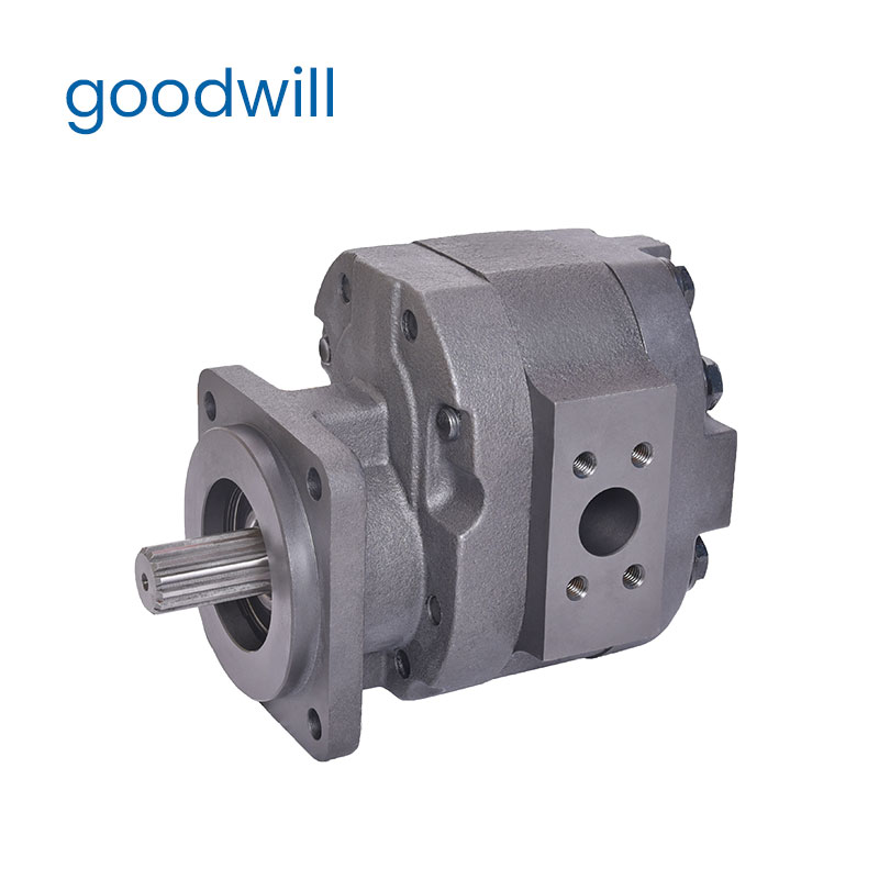 P76 Commercial Parker Hydraulic Pump